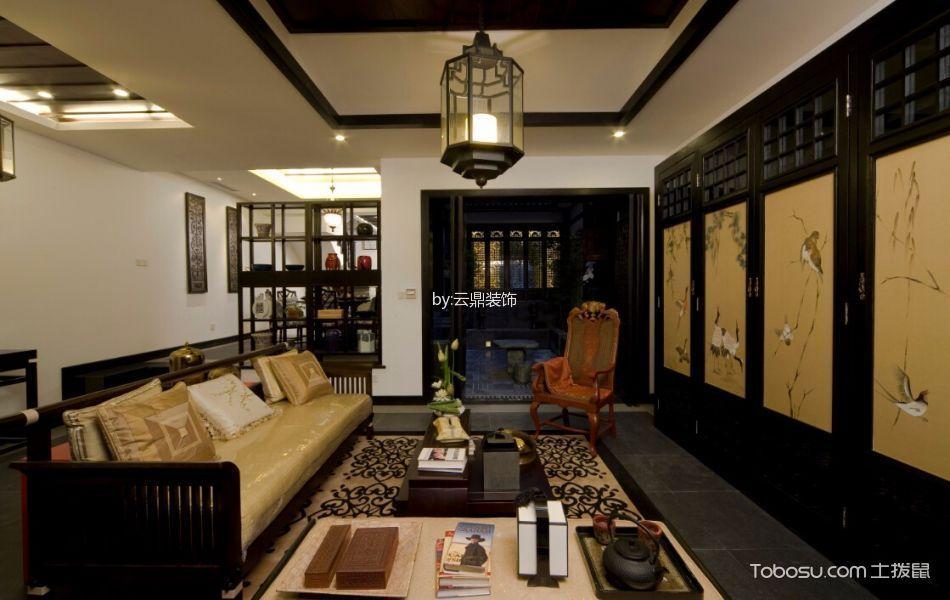 客厅红色茶几设计图