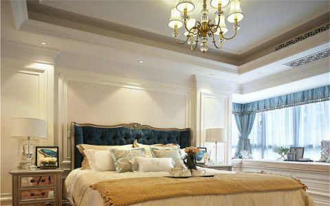 卧室飘窗新古典风格装修效果图