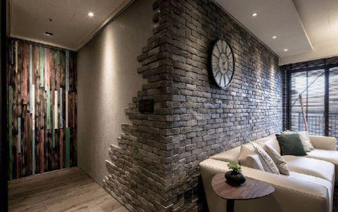 客厅背景墙经典风格装潢效果图