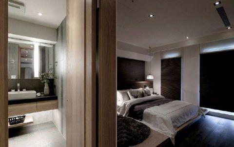 卫生间走廊经典风格装修设计图片