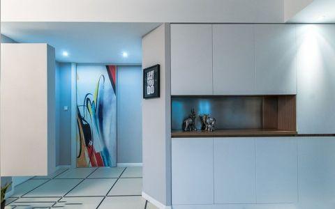 背景墙现代简约风格装饰效果图