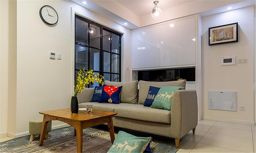 2室1卫2厅120平米欧式风格