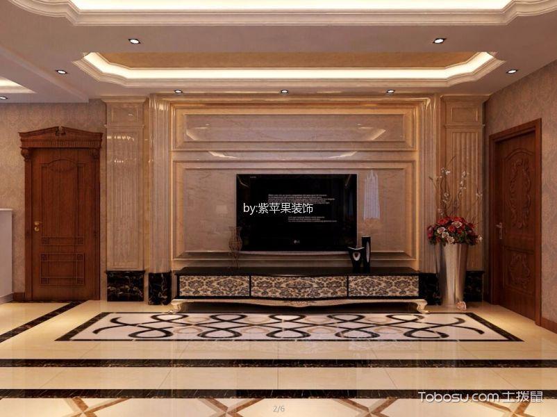 嘉苑豪庭180平米欧式风格装修设计效果图