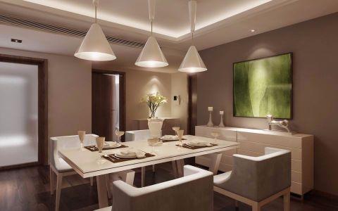 2020现代简约110平米装修图片 2020现代简约一居室装饰设计