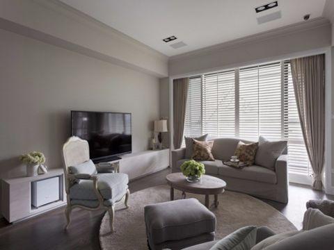2020简欧120平米装修效果图片 2020简欧三居室装修设计图片