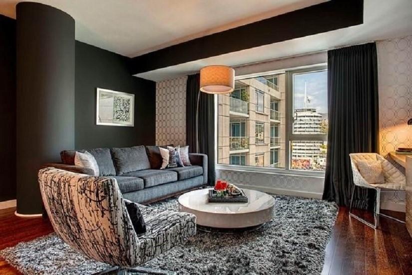 3室2卫1厅140平米现代简约风格