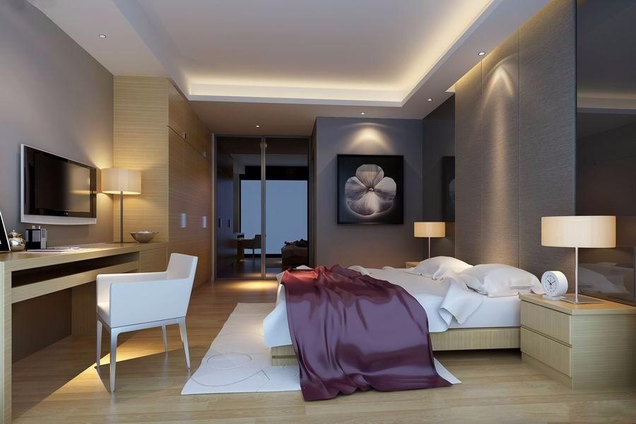 3室1卫1厅86平米中式风格