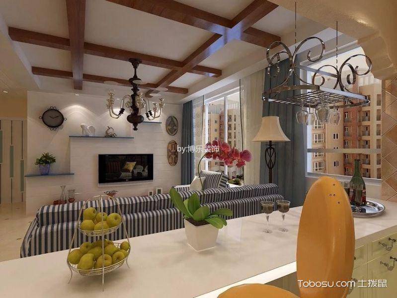 2021欧式田园120平米装修效果图片 2021欧式田园套房设计图片