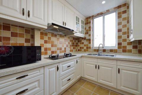 歐式廚房吊頂設計圖片