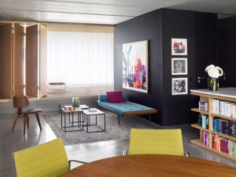 2020现代简约80平米设计图片 2020现代简约公寓装修设计