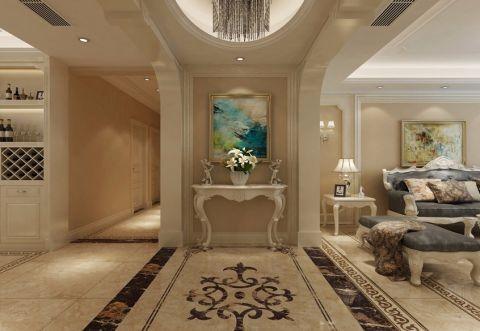 玄关吊顶新古典风格装修设计图片