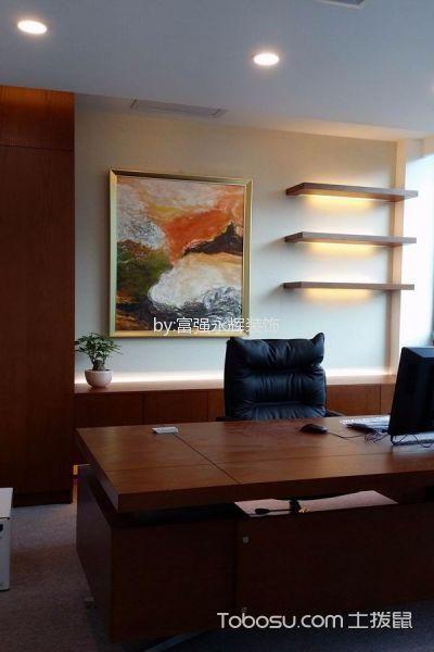简单风格写字楼办公室装修设计图片