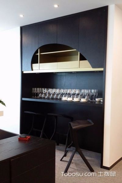 简单风格写字楼办公区装潢设计图片