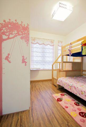 儿童房吊顶简约风格装修设计图片