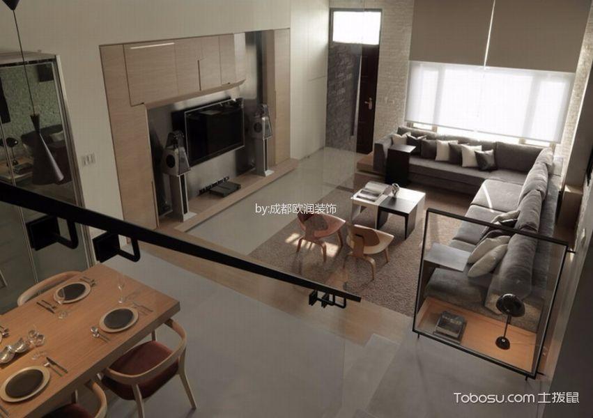 2018现代客厅装修设计 2018现代沙发装修图