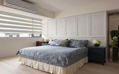 奥林花三居室现代风格装修效果图
