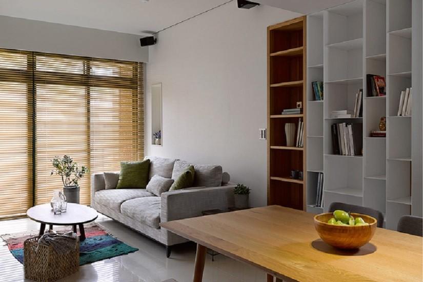 3室2卫1厅98平米简欧风格
