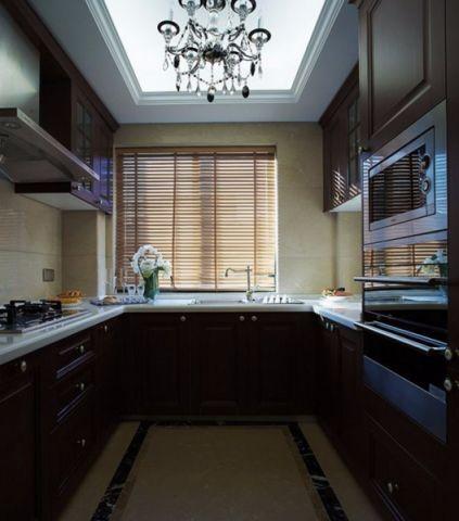 厨房吊顶欧式风格装饰效果图