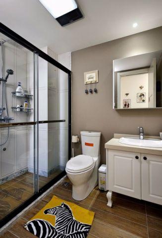 卫生间吊顶美式风格装潢图片