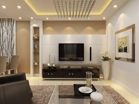 2019简约80平米设计图片 2019简约二居室装修设计