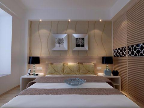 2019简约80平米设计图片 2019简约一居室装饰设计