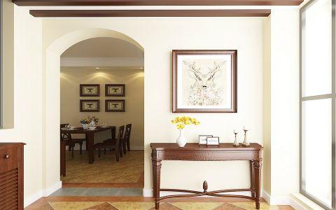 玄关背景墙现代简约风格装修设计图片