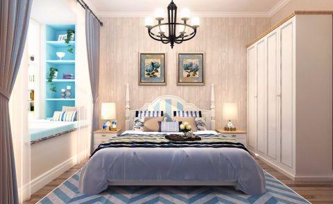 现代简约卧室衣柜案例图片