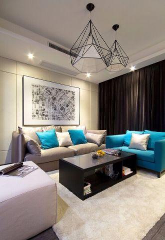 美好客厅紫檀木茶几家装设计