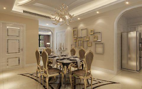 餐厅门厅现代风格装饰图片