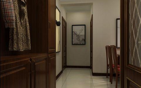 玄关照片墙中式风格装修效果图