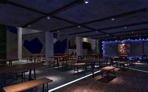 中北镇主题餐厅工装装潢图片欣赏