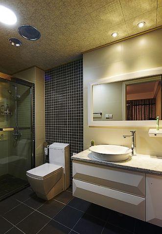 风格尚品130平米现代简约套房装修效果图