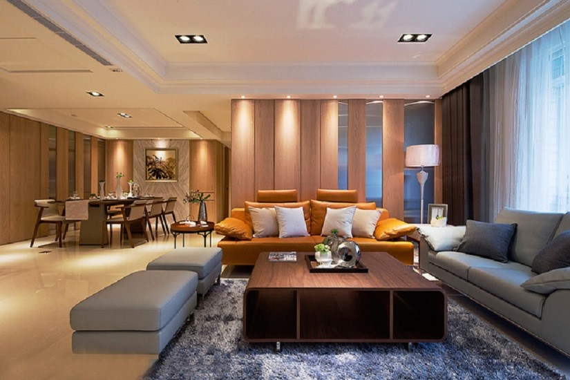 3室2卫1厅168平米古典风格