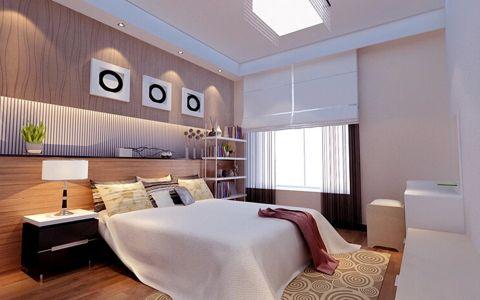 府上和平二居室现代简约风格效果图