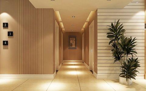 玄关吊顶现代简约风格装修图片