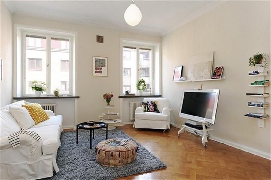 3室1卫2厅130平米简约风格