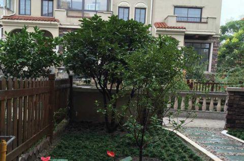 花园简欧风格效果图
