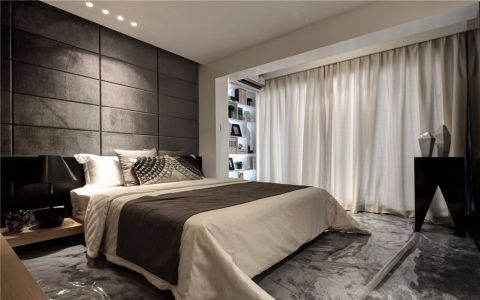 2020中式240平米装修图片 2020中式四居室装修图