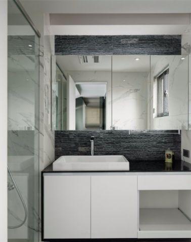 2019现代简约120平米装修效果图片 2019现代简约二居室装修设计