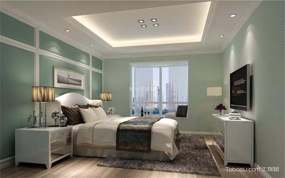 2019现代欧式卧室装修设计图片 2019现代欧式吊顶设计图片