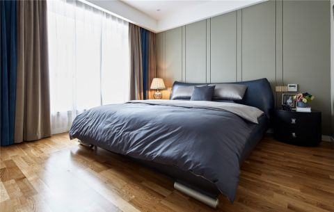 2020现代简约150平米效果图 2020现代简约公寓装修设计
