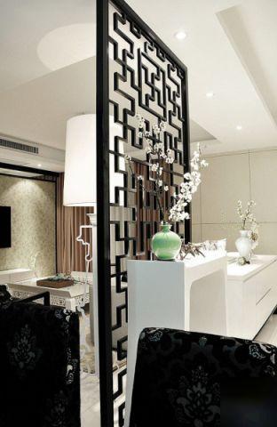 2020新中式80平米设计图片 2020新中式二居室装修设计