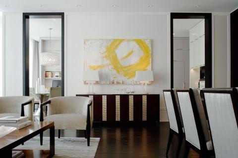 2019现代简约客厅装修设计 2019现代简约背景墙装修设计