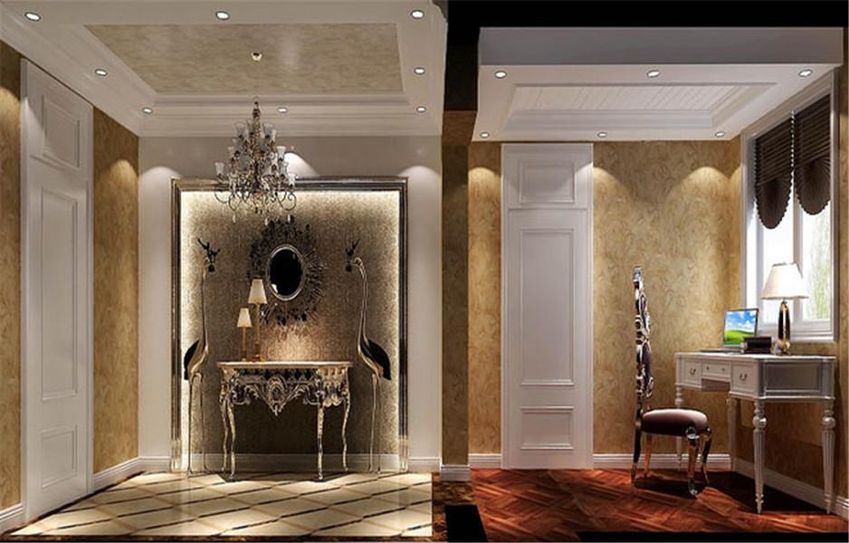 3室1卫2厅130平米现代简约风格