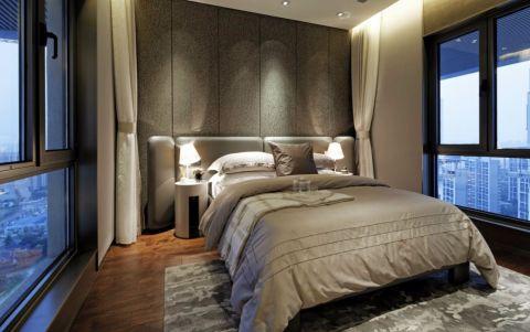 卧室窗台欧式风格装潢图片