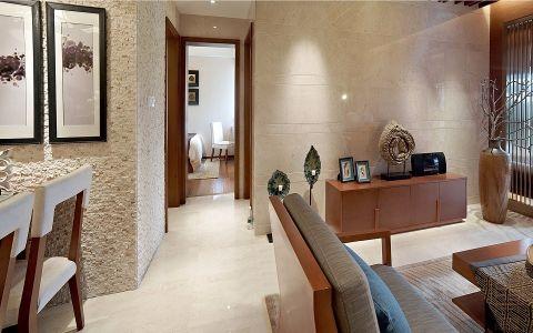 走廊新中式风格装修效果图