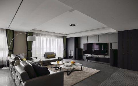 2020简约100平米图片 2020简约三居室装修设计图片