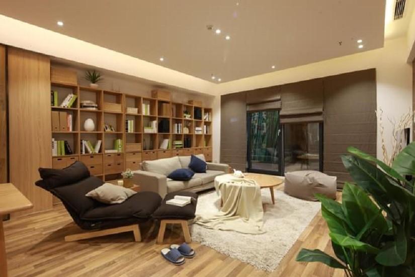 3室2卫1厅140平米现代风格