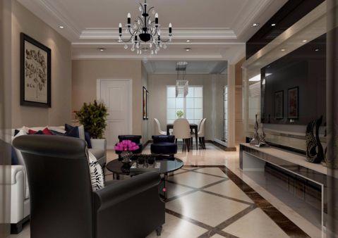 2020简欧150平米效果图 2020简欧二居室装修设计