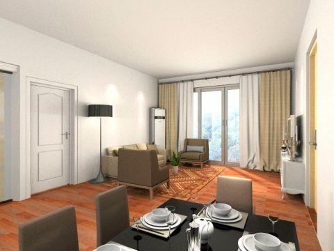 2020简约100平米图片 2020简约公寓装修设计